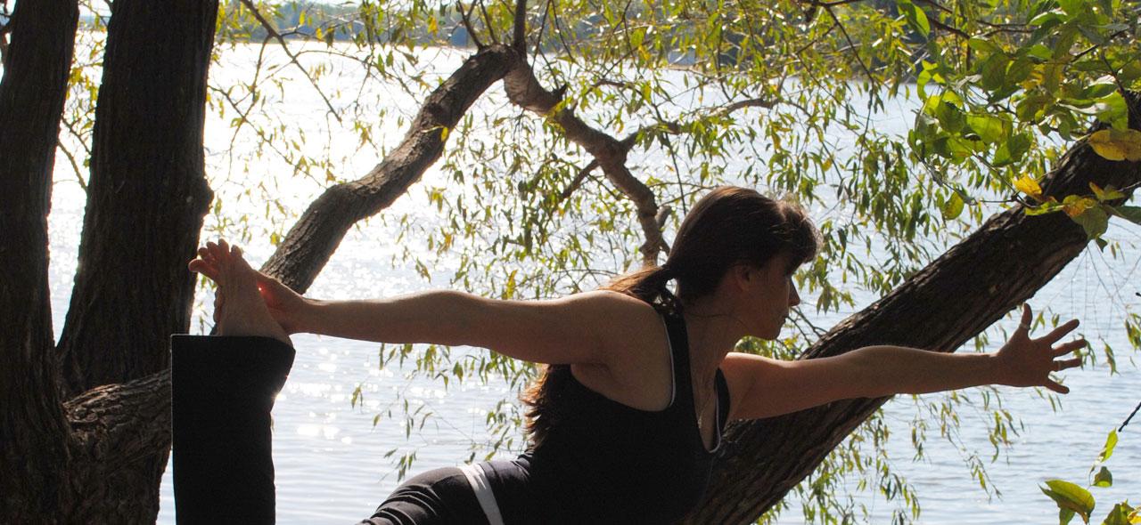 Yoga Pose - Natarajasana